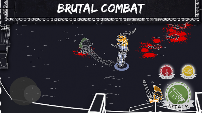 Enterchained – play brutal hack 'n' slash combat game