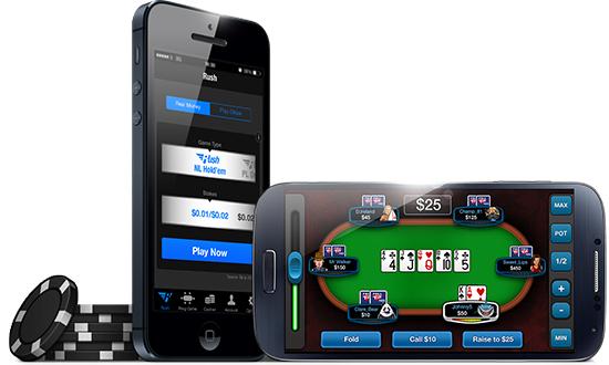 Full Tilt's Play Money Poker App is a Game Changer
