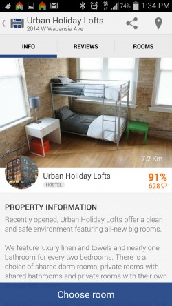 Hostelworld Hostels - Property Info