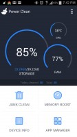 Power Clean Optimize and Clean - Dashboard