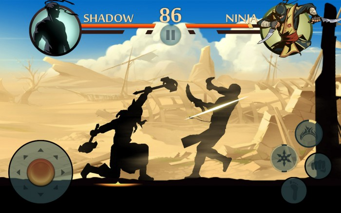 (Download) Shadow Fight 2 – popular RPG ninja fighting game