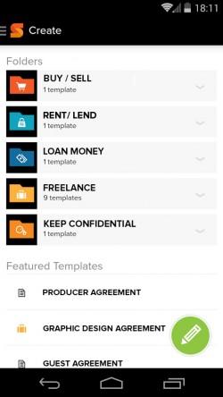 Shake App 1
