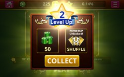 Solitaire Vegas - Level Up