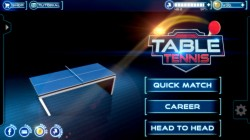 Table Tennis 3D Live Ping Pong 1