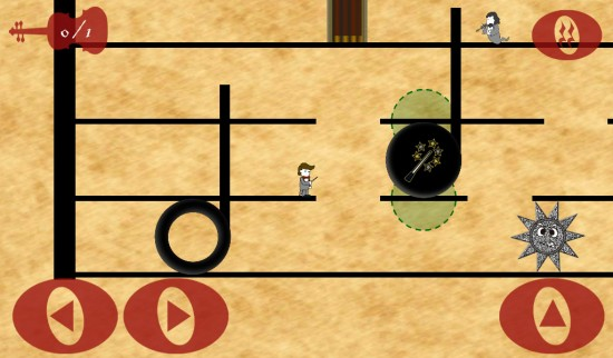 The Lost Symphony – 2D puzzle platform game