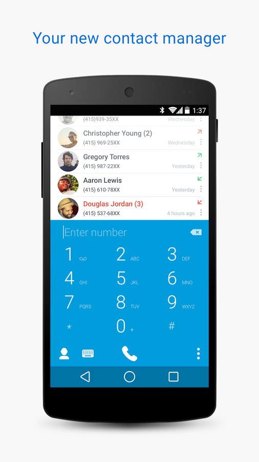 Truedialer by Truecaller – try this replacement for your boring dialer & contacts