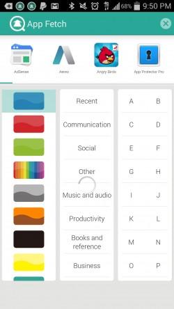 App Fetch - Color Filter 1
