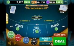Baccarat 888 - Gameplay 2