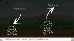 Bad Run Jump - How to Play Controls