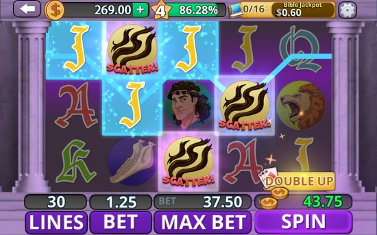 Bible Slots – fun & addictive casino slots games