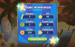 Bingo Heaven - Game Winnings