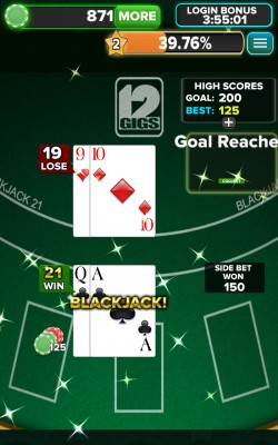 Blackjack 21 FREE - Win