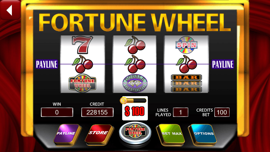 free online slot machine wheel book