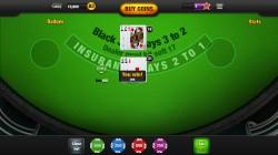 Free Blackjack App - Gameplay 3