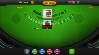 Free Blackjack App - Gameplay 4