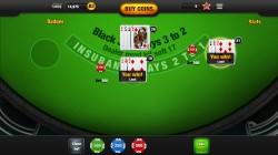 Free Blackjack App - Gameplay 5