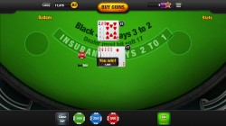 Free Blackjack App - Gameplay 6