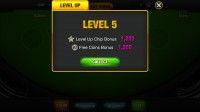 Free Blackjack App - Level Up Bonus