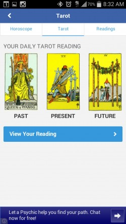Horoscope by Astrolis - Daily Tarot Reading