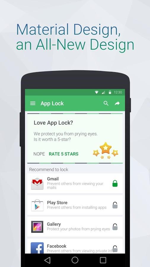 LOCX: App Lock & Photo Vault