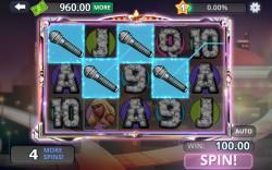 Lil Wayne Slots - Gameplay 1