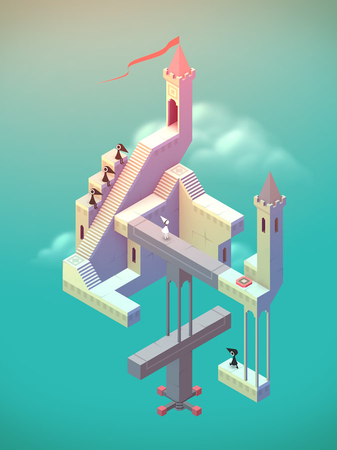 (Updated) Monument Valley – game of adventures & illusion