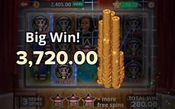 Obama Slots - Big Win