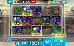 Obama Slots - Gameplay 4