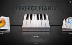 Perfect Piano - Start Screen