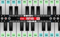 Perfect Piano - Two Player Mode