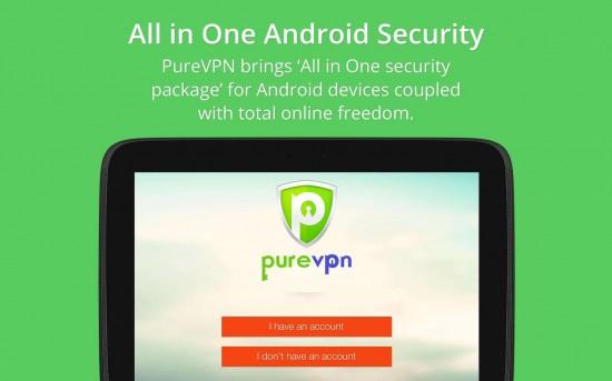 PureVPN – Free VPN App