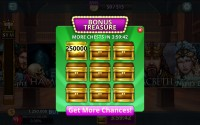 Shakespeare Slots - Bonus Treasure