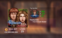 Shakespeare Slots - Game Bonuses