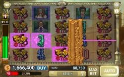 Shakespeare Slots - Gameplay 1