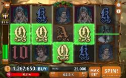 Shakespeare Slots - Gameplay 3