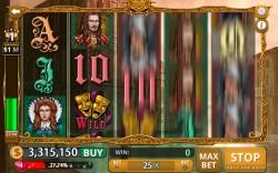 Shakespeare Slots - Gameplay 4