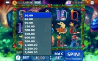 Slots Fairytale - Bets