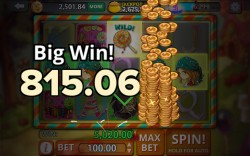 Slots Fairytale - Big Win