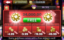Slots Favorites - In-app Purchases
