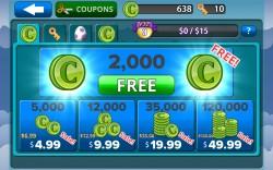 Slots Heaven - Purchase Credits