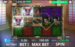 Slots Romance - Gameplay 2
