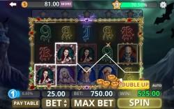 Slots Romance - Gameplay 4