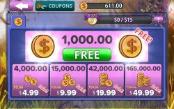 Slots Romance - In-app Purchases
