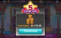 Slots Romance - Level Up Bonus
