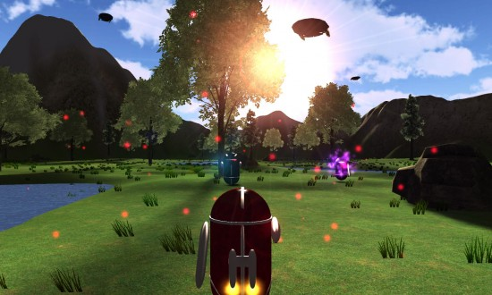 The Lost War – 3D fantasy action game
