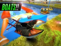 Touch Racing 2 - Boats