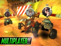 Touch Racing 2 - Multiplayer