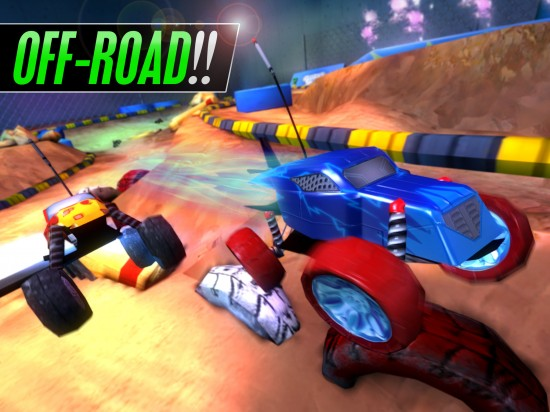 (New Game) Touch Racing 2 – extreme RC racing zips on Android