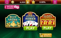 VIDEO POKER Jacks or Better - Available Games