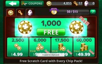 VIDEO POKER Jacks or Better - Purchase Coins
